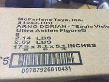 WHOLESALE LOT 12 X NEW McFarlane Assassins Creed Eagle Vision Arno Action Figure