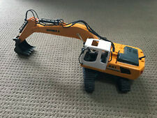 Remote Control Excavator - Double E - DIY R/C - 17 Channel RC Truck 1/16
