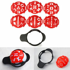 A99 Golf 6-in-1 Ball Liner Template Drawing Alignment Marks Sign Tool 3sets