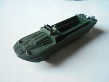 Old Dinky toys 825 Camion Amphibie Militaire Dukw d'origine made France Meccano