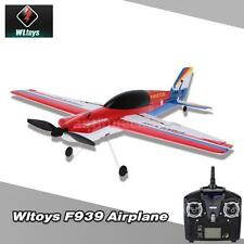Wltoys F939 Upgraded Version 2.4G 4CH Airplane Plane Outdoor Toys 360° turn 9K0T