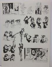 Sex Object by Harvey Kurtzman - National Cartoon Society Print