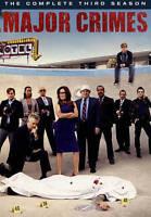 Major Crimes: The Complete Third Season 3 (DVD, 2015, 4-Disc Set)