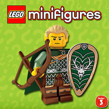 LEGO Minifigures #8803 - Serie 3 - Elf - NEUF / NEW - SEALED / Jamais ouvert