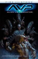 Alien Vs Predator: Fire And Stone Tpb Dark Horse Comics Collects #1-4 Tp