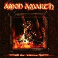 "AMON AMARTH ""THE CRUSHER-REMASTERED"" CD NEW"