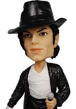 Odash Michael Jackson Bobble Head MJ The King of Pop Wobbler Bad 2009 New In Box