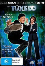 The Tuxedo - Action / Fantasy / Comedy / Thriller - Jackie Chan - NEW DVD