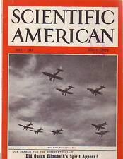 1941 Scientific American May-Atom Smashing;Psychic phen