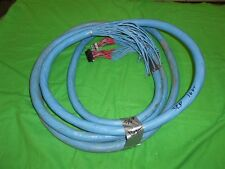 GEPCO SNAKE SHIELDED CABLE 32 PAIR 16 feet  3 WIRE PER PAIR 32 SEPERATE CABLES