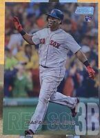 2018 Topps Stadium Club Baseball Rafael Devers #117 RC Boston Red Sox Rookie