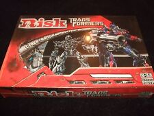 100 Complete Transformers Risk Cybertron War Edition Board Game Parker 2007