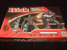 RISK-TRANSFORMERS-CYBERTRON WAR EDITION - MADE BY PARKER IN 2007