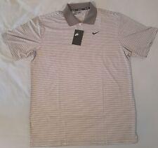 Nike Golf Dri-Fit Polo Shirt Short Sleeve White Mens XXLarge 2xXL
