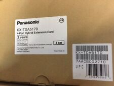 Panasonic KX-TDA50 Hybrid IP PBX - KX-TDA5170 HLC4 4 Port Hybrid Station (NEW)