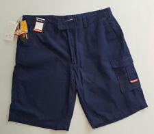 BNWT Ladies Sz 12 Navy Hard Yakka Brand Legends Shorts