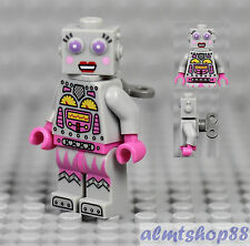 LEGO Series 11 - Lady Robot 71002 Minifigure Girl /Woman Clockwork Alien