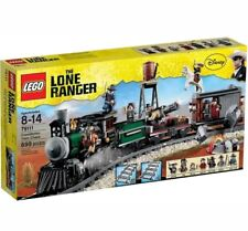 LEGO 79111 LONE RANGER CONSTITUTION TRAIN CHASE BRAND NEW IN BOX