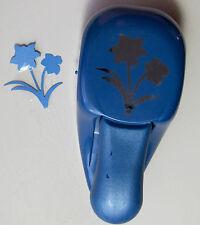 EK Success Large DAFFODIL PUNCH, Paper Shaper Whale Style Rare NLA Flower