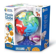 Learning Resources Puzzle Globe First World Globe for Children