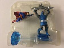 DC Universe Fighting Figures SUPERMAN VS DARKSEID 2 Pack Mattel New Loose