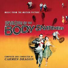 L'INVASION DES PROFANATEURS DE SEPULTURES (MUSIQUE DE FILM) - CARMEN DRAGON (CD)