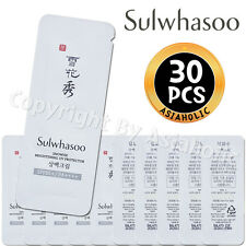Sulwhasoo Snowise Brightening UV Protector No.1 Soft Glow 30pcs (30ml) Newist