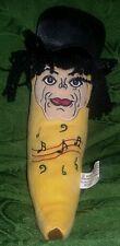 MICHAEL JACKSON BANANA PLUSH - 26Cm. - Plush Figure Doll Cd Poster Vinil Model