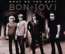 Bon Jovi - What Do You Got (2 track)   :CD  :  sealed