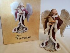 Vanessa Harmony of the Holidays Charming Angels by Boyds Collection w/box