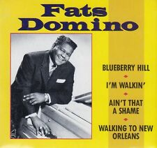 FATS DOMINO : 4 TRACKS / 3 INCH CD (RHINO RECORDS R3 73007)