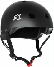S-One Helmets - Mini Black Matte - S1 Mini Lifer Helmet