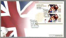 GB 2012 LONDON PARALYMPIC GAMES FDC - JOSIE PEARSON WOMEN'S DISCUS