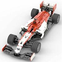 TECHNIC Alfa Romeo F1 C39 car 2020 Championship Auto brick Block moc BUILDING
