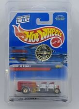 Hot Wheels Trailer Edition Way 2 Fast with Real Riders