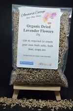Dried Lavender Flowers ~ 20g