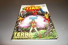The New Teen Titans : Terra incognito .DC.2006 -VF