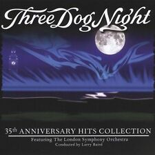 ~COVER ART MISSING~ Three Dog Night CD 35th Anniversary Hits Collection