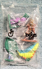 1998 Cereal Premium Toys - A BUG'S LIFE - Complete Set (4)  MINT!!  cake toppers