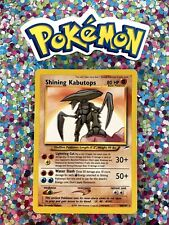 ⭐️ Shining Kabutops Rare 3 Star Holo Neo Destiny Pokemon Card Nintendo 2000 🎏