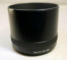Sigma LH  780-05  Lens Hood 150mm f/2.8 APO Macro EX DG OS HSM Full Size Frame