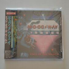 (UFO) MOGG/WAY - EDGE OF THE WORLD - 1997 JAPAN CD