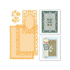Metal Cutting Dies Scrapbooking For Card Making Diy Embossing Cuts Pattern Photo
