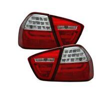 BMW SERIE 3 E90 BERLINA 2004 2005-2008 VT468 TOP SET FANALI FARI POSTERIORI LED