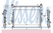 NISSENS Radiador, refrigeración del motor BMW Serie 3 VOLKSWAGEN GOLF 65615A
