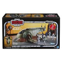 Hasbro Star Wars Vintage Collection Boba Fett Slave I / 1 - BNIB Rare