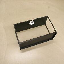 IMPRESSIONEN LIVING Wandregal Black Cube Metall Gingar ca. B60 x T25 x H35 cm