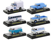 """""""Auto Trucks"""" Release 57, Set of 6 pieces """"Pan American World Airways"""" (Pan Am)"""