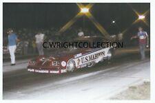1970s NHRA Drag Racing-Mickey Thompson-'77 Olds Starfire Funny Car-Bob Pickett