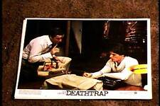 DEATH TRAP 1982 LOBBY CARD #2 CHRISTOPHER REEVES
